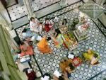 Участие в обрядовом танце в Джайн Тэмпл в Бомбее
