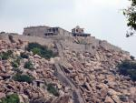 Древний форт недалеко от Тируваннамалая