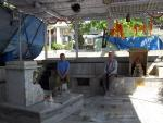 У самади Сидхарамешвара Махараджа учителя Нисаргадатты